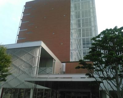 町田市役所庁舎